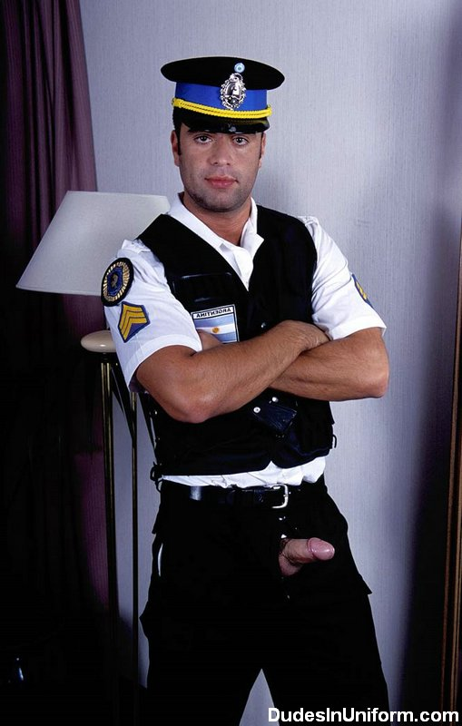 gay uniform youth porn
